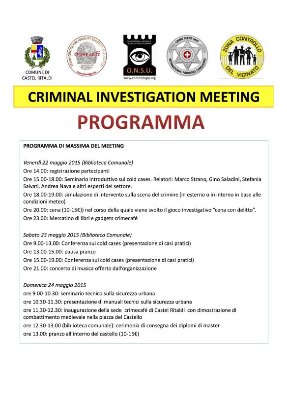 Copia di locandina castel ritaldi 2015 e programma del meeting